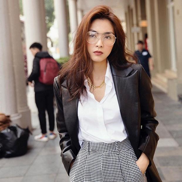 Hà Tăng đón sinh nhật tuổi 34 giản dị tại nhà, không make-up cầu kì nhưng nhan sắc gái 2 con vẫn đáng ghen tị - Ảnh 5.