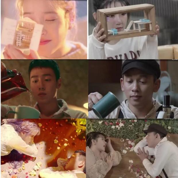Ca sĩ người Indonesia copy y chang MV của IU, công ty quản lý hồn nhiên lên tiếng không biết gì, đổ hết tội cho đạo diễn? - Ảnh 5.