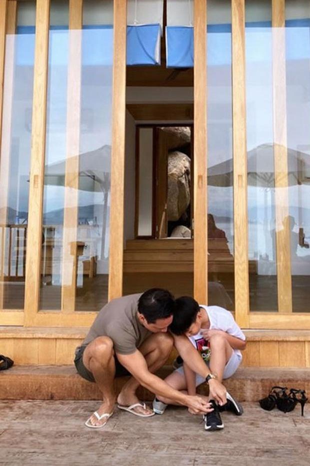 Thay cho mọi lời nói, Kim Lý có hành động chứng minh tình cảm với Subeo trước ngày đón nhóc tỳ song sinh - Ảnh 3.