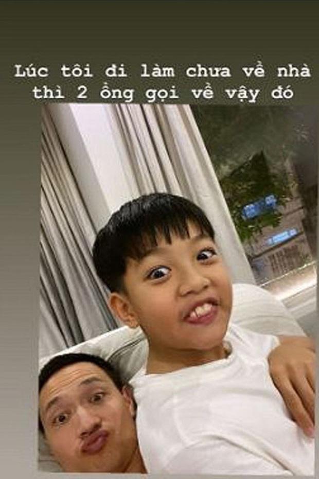 Thay cho mọi lời nói, Kim Lý có hành động chứng minh tình cảm với Subeo trước ngày đón nhóc tỳ song sinh - Ảnh 4.