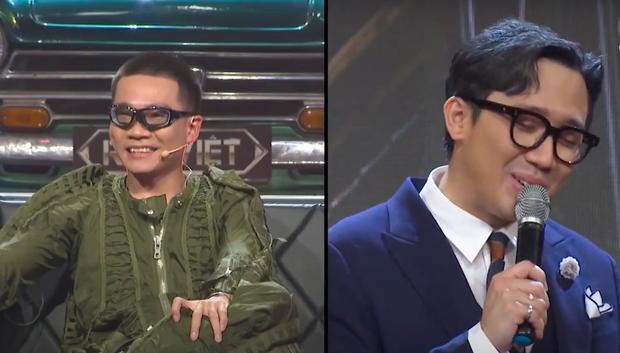 MCK tiết lộ cơ duyên yêu Tlinh, còn rủ rê 2 giám khảo và MC Trấn Thành gia nhập Hội sợ vợ - Ảnh 5.