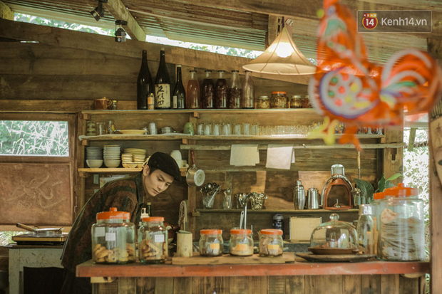 """Dalat has 4 """"chill spread"""" cafes that are very rare to know: Located in the middle of a pine forest, every corner of the street is beautiful - Photo 2."""