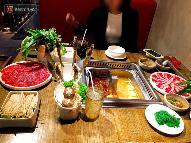 Nhà hàng buffet phạt 200k vì thừa rau muống chính thức lên tiếng: Khách order 1 lần 22 món, nhiều cáo buộc không chính xác trên MXH - Ảnh 2.
