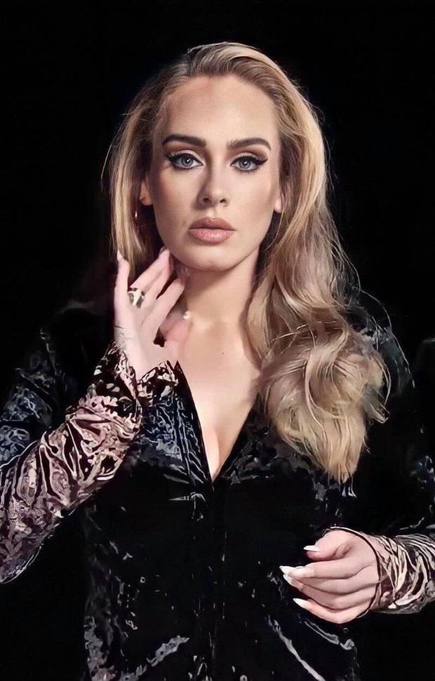 Adele lần đầu lên sóng truyền hình sau màn giảm cân khiến thế giới chấn động: Visual đã xuất sắc, body còn choáng hơn! - Ảnh 4.