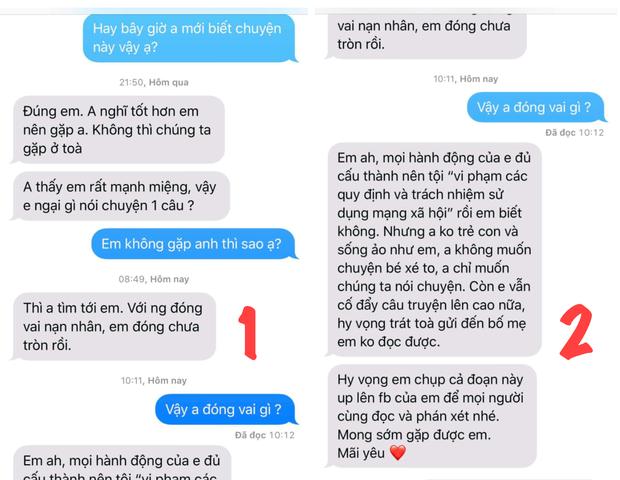 BIẾN CĂNG: Khách ăn buffet bị phạt 200k tung toàn bộ tin nhắn, netizen sốc vì câu nói em rất mạnh miệng vậy ngại gì không nói chuyện 1 câu - Ảnh 3.