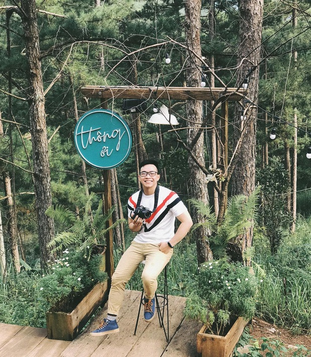 """Dalat has 4 cafes in the style of """"chill spread"""" that are very rare to know: Located in the middle of a pine forest, every corner of the street is beautiful - Photo 21."""