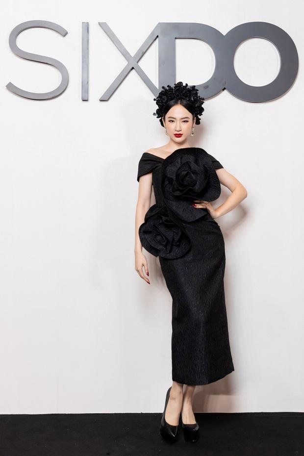 Angela Phương Trinh comeback chặt đẹp dàn mỹ nhân, Khánh Linh đã dát vàng lông mày còn xách túi lồng chim gần nửa tỷ - Ảnh 1.