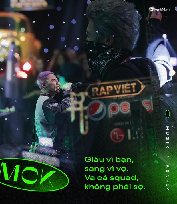 Cặp đôi cùng tiến của Rap Việt: Các anh nghe lyrics của MCK xong mà tấm tắc, hội chị em nghe Tlinh thì chỉ muốn vùng lên! - Ảnh 2.