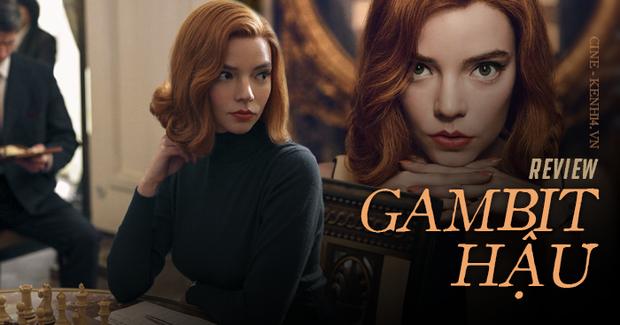 Gambit Hậu: Phim về cờ vua mà đẹp ngang ngửa Emily Ở Paris, mỹ nhân X-Men hóa thần đồng hư hỏng đỉnh thấy mê - Ảnh 1.