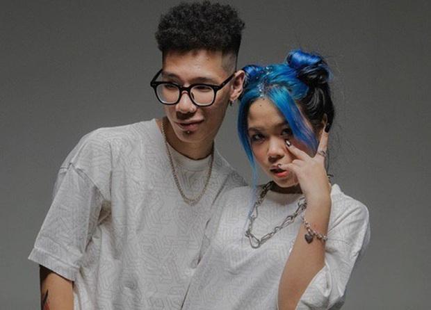Đôi trẻ Tlinh - MCK khiến hội sợ vợ JustaTee - Rhymastic - Karik cùng Wowy mê ra mặt, khen từ trong show đến ngoài đời - Ảnh 1.