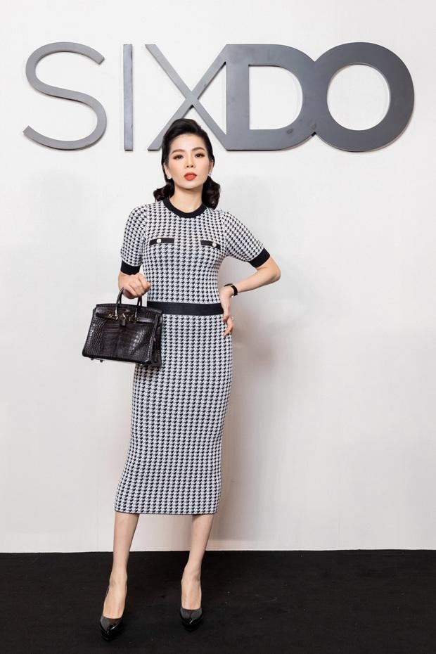 Angela Phương Trinh comeback chặt đẹp dàn mỹ nhân, Khánh Linh đã dát vàng lông mày còn xách túi lồng chim gần nửa tỷ - Ảnh 12.