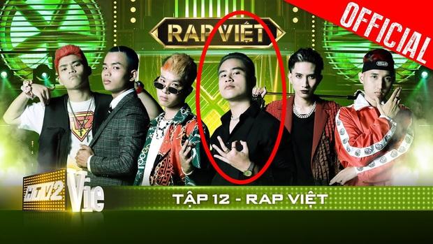 Góc tiên tri Rap Việt: Cứ thí sinh được xếp ở vị trí thứ 4 từ trái sang trên poster sẽ giành vé vào Chung kết? - Ảnh 6.