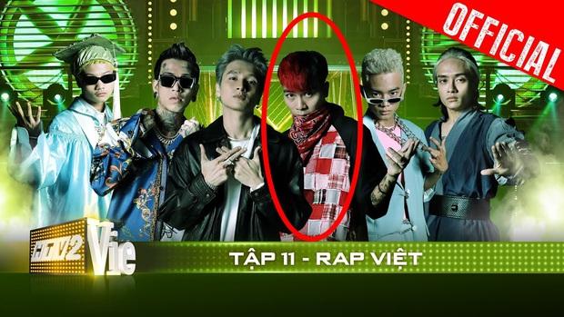 Góc tiên tri Rap Việt: Cứ thí sinh được xếp ở vị trí thứ 4 từ trái sang trên poster sẽ giành vé vào Chung kết? - Ảnh 5.