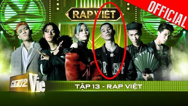 Góc tiên tri Rap Việt: Cứ thí sinh được xếp ở vị trí thứ 4 từ trái sang trên poster sẽ giành vé vào Chung kết? - Ảnh 7.