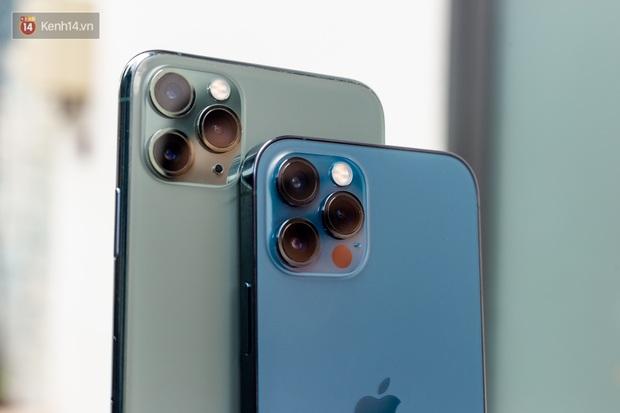 iPhone 12 Pro đọ dáng iPhone 11 Pro - Kẻ tám lạng, người xém được nửa cân - Ảnh 5.