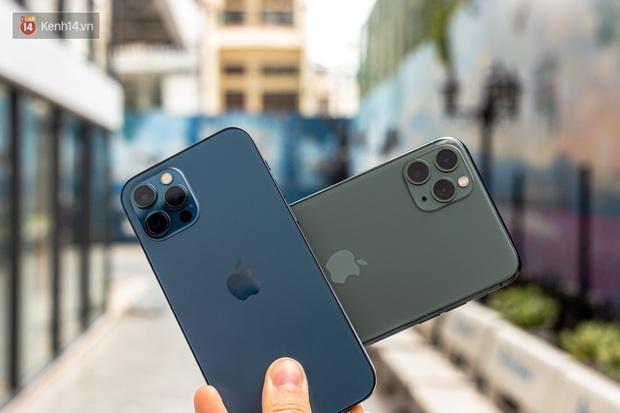 iPhone 12 Pro đọ dáng iPhone 11 Pro - Kẻ tám lạng, người xém được nửa cân - Ảnh 7.