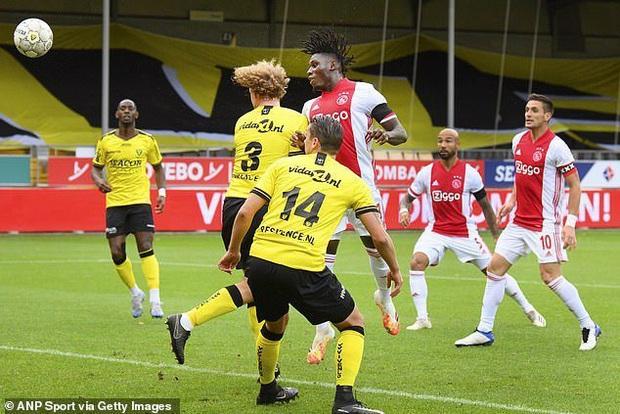 Nhà vô địch giải Hà Lan vùi dập đối thủ không thương tiếc bằng tỷ số kinh hoàng - Ảnh 1.