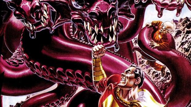 Siêu anh hùng Shazam! nhà DC sốc điện toàn dân với ảnh thân hình lông lá chảy xệ, nhìn mà khóc thét từng cơn! - Ảnh 5.