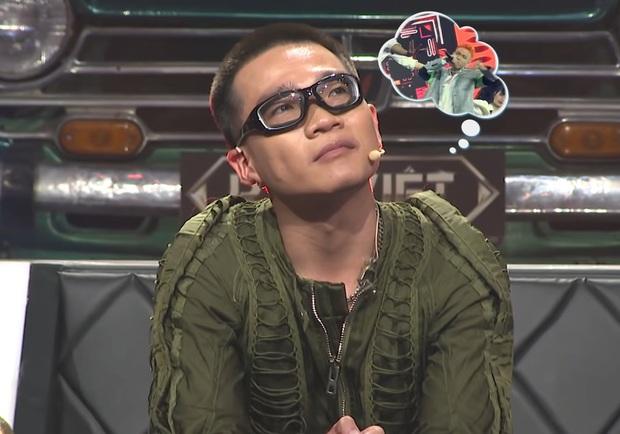 Rap Việt hóa thành lớp học sau phần thi của trai đẹp Tage, chú lao công Rhymastic tiếp tục tấu hài - Ảnh 3.