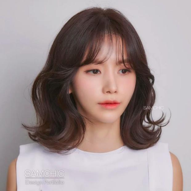 Kiểu tóc mái dành cho những nàng có lông mày vừa thưa vừa ngắn một mẩu - Ảnh 5.