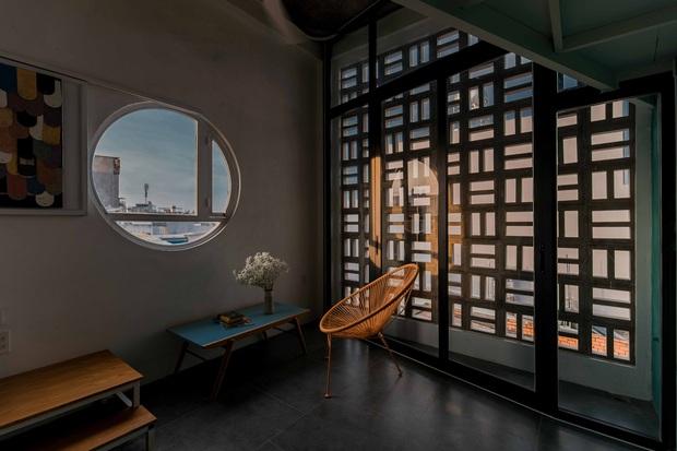 Ngôi nhà trong hẻm rộng 60m2, thiết kế De Stijl cực ấn tượng, giá cả mới gây bất ngờ nhất - Ảnh 4.