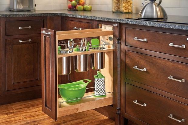 13 ý tưởng trang trí cho khu bếp có diện tích nhỏ mà bạn không nên bỏ lỡ - Ảnh 1.