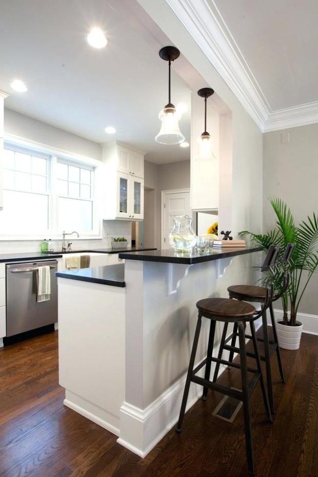 13 ý tưởng trang trí cho khu bếp có diện tích nhỏ mà bạn không nên bỏ lỡ - Ảnh 10.