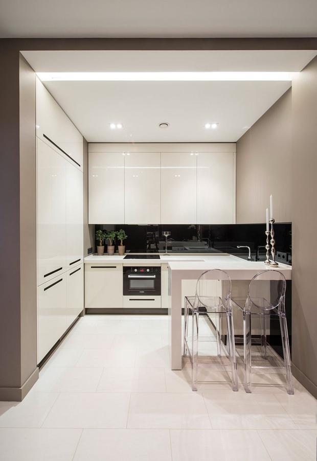 13 ý tưởng trang trí cho khu bếp có diện tích nhỏ mà bạn không nên bỏ lỡ - Ảnh 11.