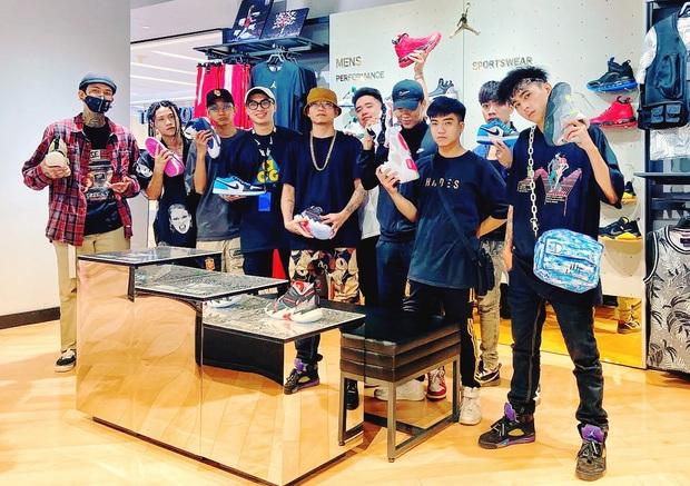 Air Jordan bỗng dưng hot rần rần tại Việt Nam: Giải mã cơn sốt bắt nguồn từ Rap Việt và King Of Rap - Ảnh 11.