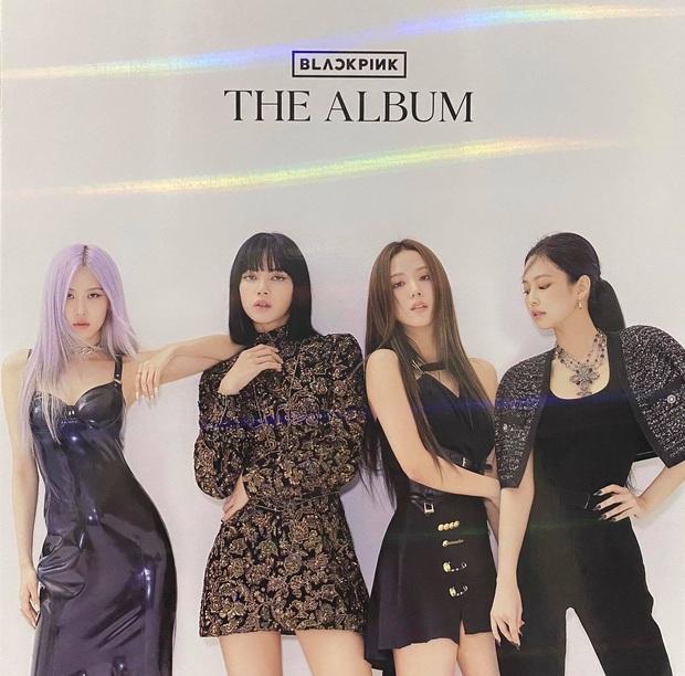 The Album tẩu tán được 1,2 triệu bản, BLACKPINK là nhóm nữ sở hữu album bán chạy nhất lịch sử Kpop sau 21 năm! - Ảnh 1.