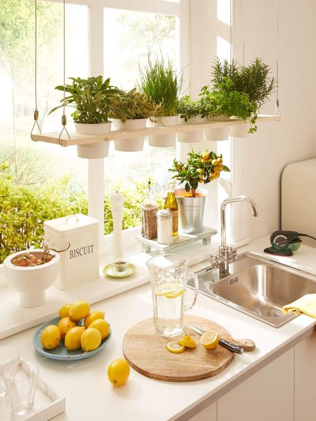 13 ý tưởng trang trí cho khu bếp có diện tích nhỏ mà bạn không nên bỏ lỡ - Ảnh 15.