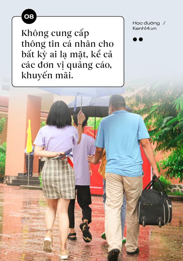 10 điều tân sinh viên mới lên thành phố cần chú ý để giữ an toàn trước kẻ xấu - Ảnh 8.