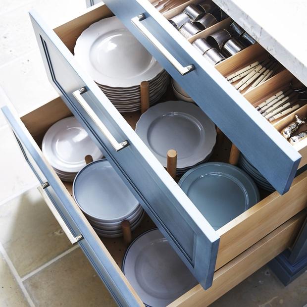 13 ý tưởng trang trí cho khu bếp có diện tích nhỏ mà bạn không nên bỏ lỡ - Ảnh 2.