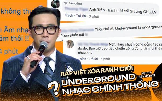 Rap Việt thiếu gì tranh cãi: MC bị chỉ trích phát ngôn vớ vẩn, giám khảo cà khịa show đối thủ đến thí sinh cũng chơi xấu, đạo nhạc? - Ảnh 4.