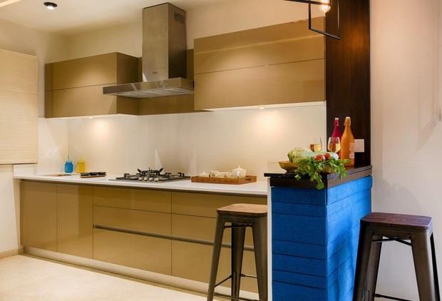 13 ý tưởng trang trí cho khu bếp có diện tích nhỏ mà bạn không nên bỏ lỡ - Ảnh 3.