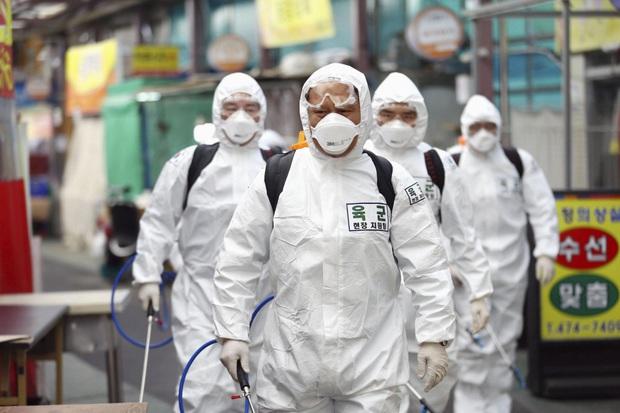 Ổ dịch mới xuất hiện, số người mắc Covid-19 tại Hàn Quốc tăng trở lại  - Ảnh 1.