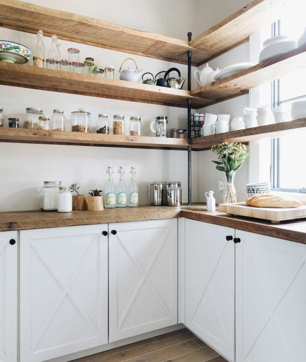 13 ý tưởng trang trí cho khu bếp có diện tích nhỏ mà bạn không nên bỏ lỡ - Ảnh 5.