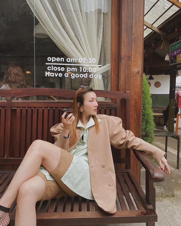 Instagram look sao Việt tuần qua: Ngọc Trinh lên đồ đặc sệt style BLACKPINK, Tóc Tiên đơn giản mà chất lừ - Ảnh 10.