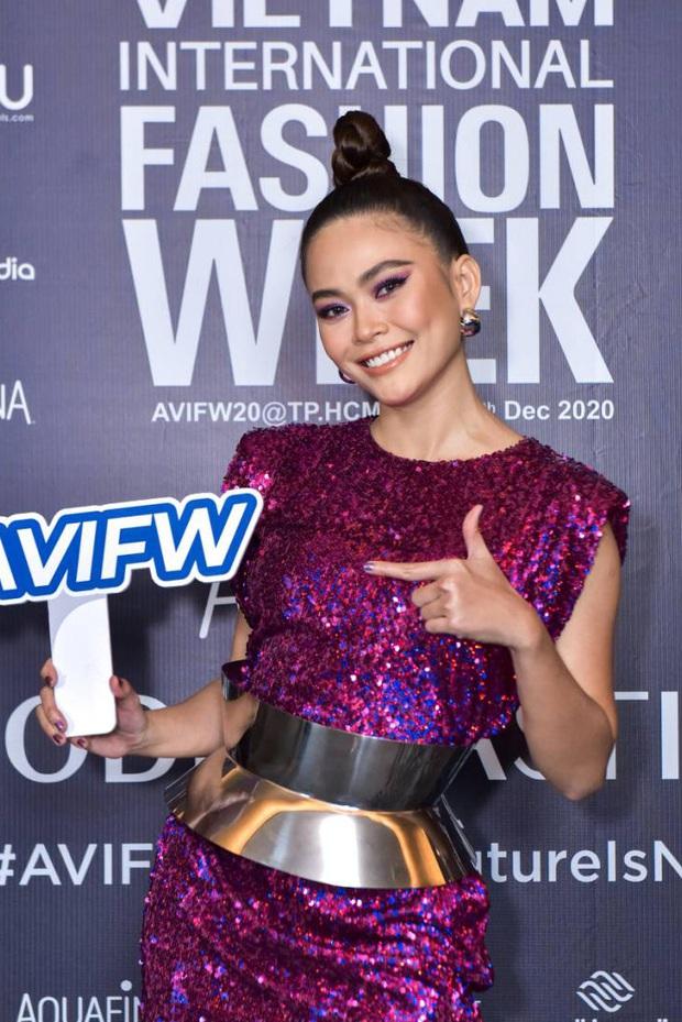Drama giữa Mâu Thủy - Hương Ly kéo từ Model Kid ra tới tận buổi casting Tuần lễ Thời trang Quốc tế Việt Nam - Ảnh 4.