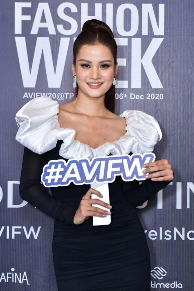 Drama giữa Mâu Thủy - Hương Ly kéo từ Model Kid ra tới tận buổi casting Tuần lễ Thời trang Quốc tế Việt Nam - Ảnh 3.
