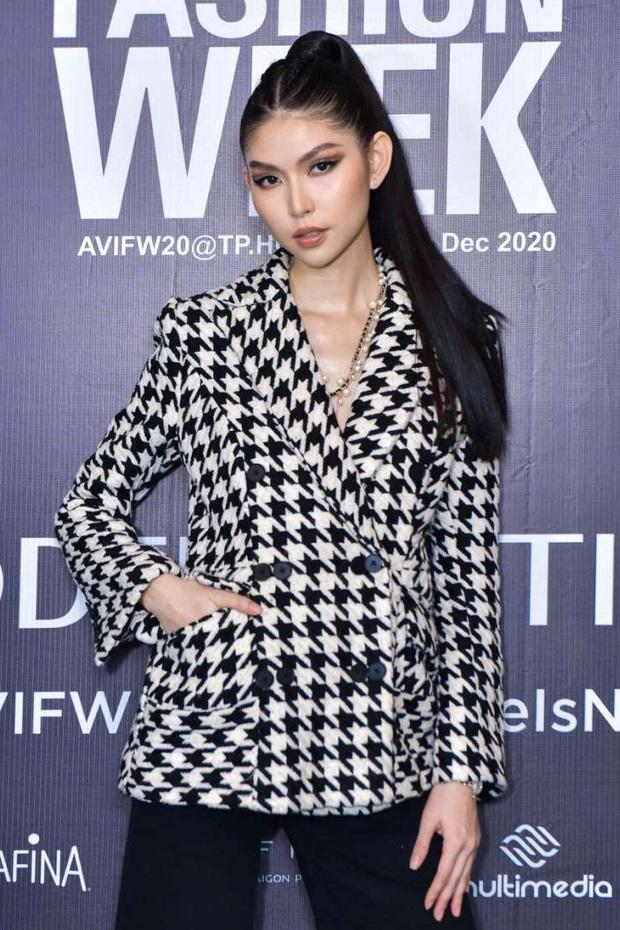 Drama giữa Mâu Thủy - Hương Ly kéo từ Model Kid ra tới tận buổi casting Tuần lễ Thời trang Quốc tế Việt Nam - Ảnh 2.