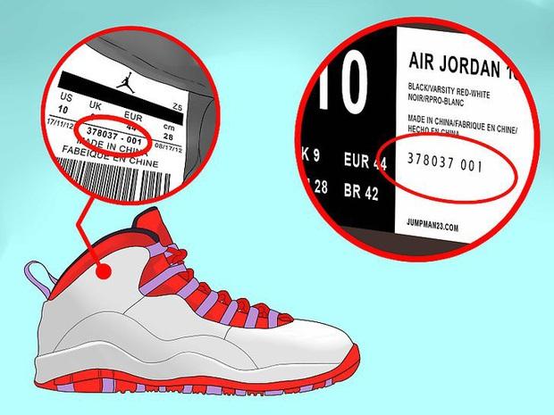 Muốn sắm Air Jordan ngay cho kịp trend? Đây là 6 mẹo nhỏ để nhận biết fake/real mà bạn cần biết - Ảnh 10.