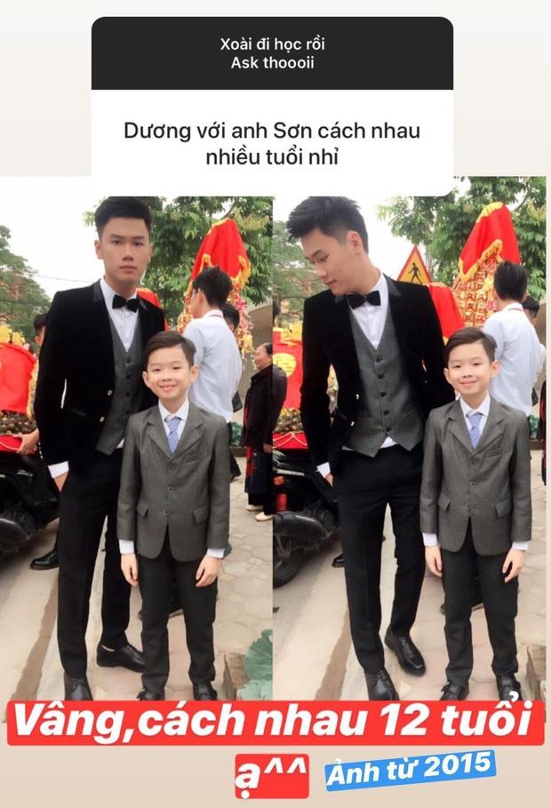 Em chồng 2k6 của Trang Lou ngày nào còn mặc đồ siêu nhân giờ đã ngầu lòi rồi - Ảnh 4.