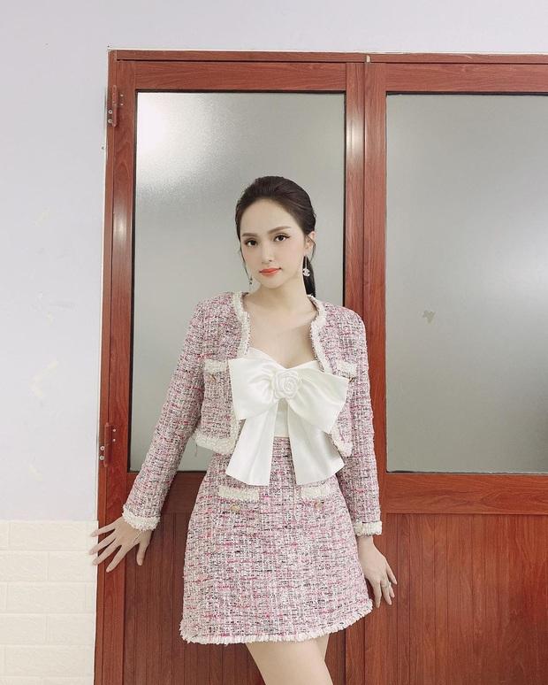 Instagram look sao Việt tuần qua: Ngọc Trinh lên đồ đặc sệt style BLACKPINK, Tóc Tiên đơn giản mà chất lừ - Ảnh 7.