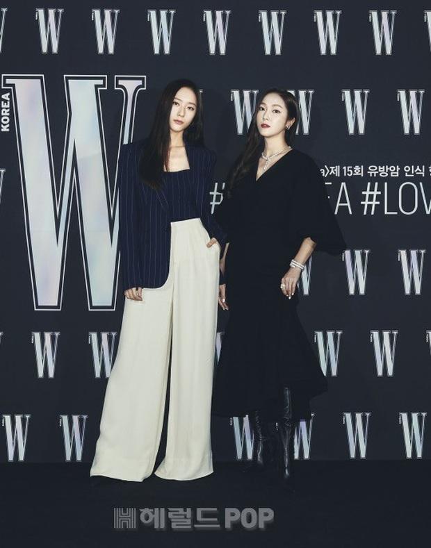 Gần nửa Kbiz đổ bộ sự kiện khủng: Park Min Young mặt cứng đờ, Jessica bị chê dừ chát, mỹ nhân Red Velvet đọ sắc bên Park Shin Hye - Ảnh 8.