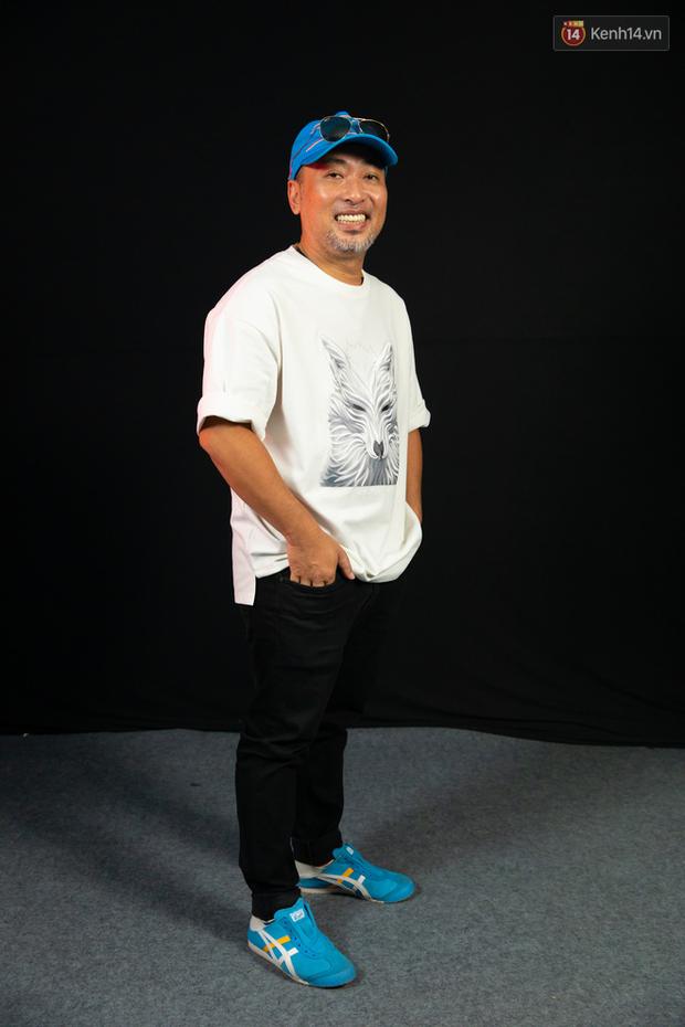 Đạo diễn Nguyễn Quang Dũng - NSX Phan Gia Nhật Linh: Muốn sáng tạo thì đừng remake, phải biết thổi cảm xúc mới vào kịch bản thôi! - Ảnh 14.