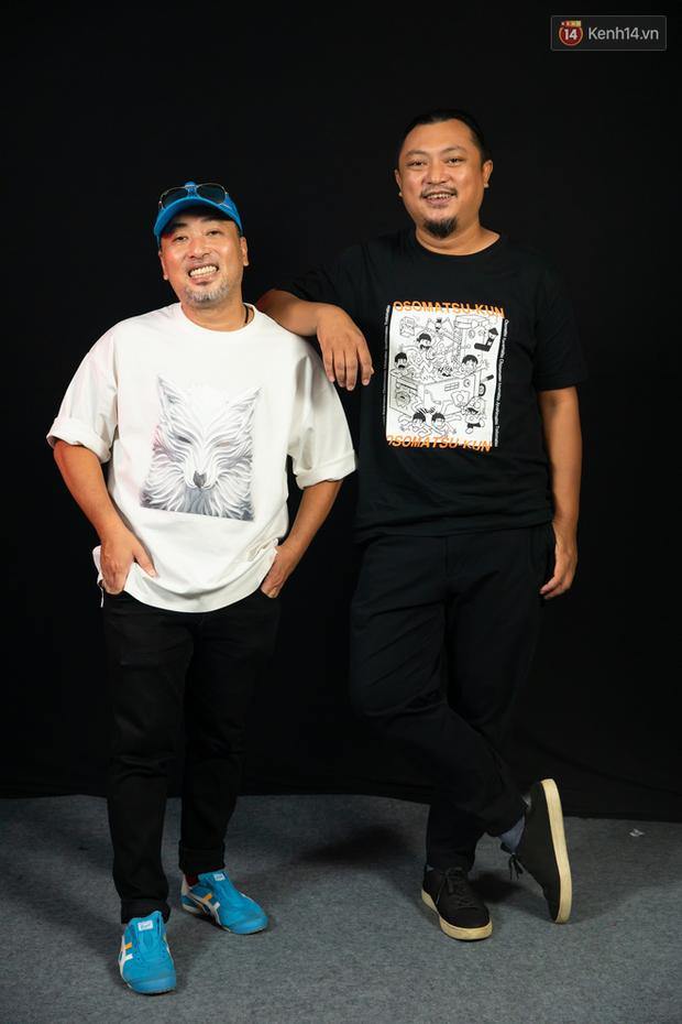 Đạo diễn Nguyễn Quang Dũng - NSX Phan Gia Nhật Linh: Muốn sáng tạo thì đừng remake, phải biết thổi cảm xúc mới vào kịch bản thôi! - Ảnh 15.