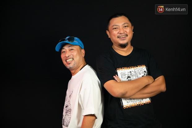 Đạo diễn Nguyễn Quang Dũng - NSX Phan Gia Nhật Linh: Muốn sáng tạo thì đừng remake, phải biết thổi cảm xúc mới vào kịch bản thôi! - Ảnh 11.