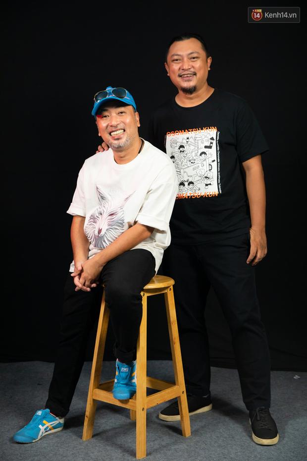 Đạo diễn Nguyễn Quang Dũng - NSX Phan Gia Nhật Linh: Muốn sáng tạo thì đừng remake, phải biết thổi cảm xúc mới vào kịch bản thôi! - Ảnh 1.