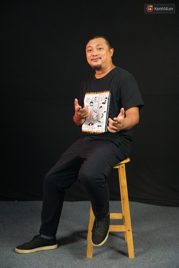 Đạo diễn Nguyễn Quang Dũng - NSX Phan Gia Nhật Linh: Muốn sáng tạo thì đừng remake, phải biết thổi cảm xúc mới vào kịch bản thôi! - Ảnh 17.